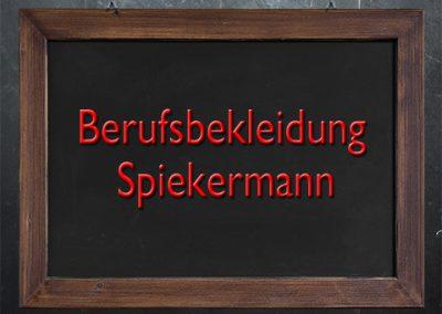 Berufsbekleidung Spiekermann