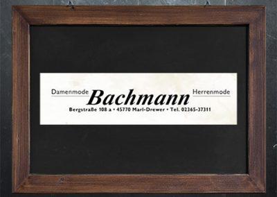 Bachmann Moden