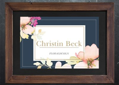 Christin Beck Floraldesign