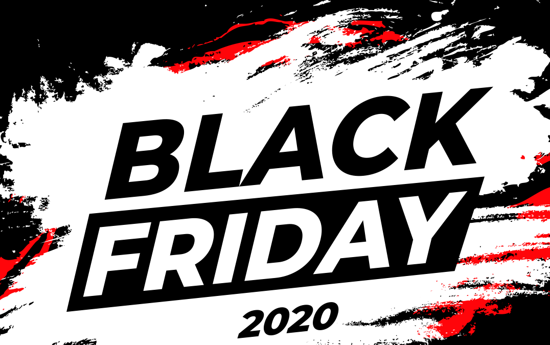 Grafik zum Black Friday in Marl