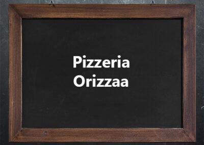 Pizzeria Orizzaa