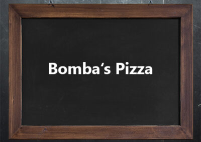 Bomba´s Pizza